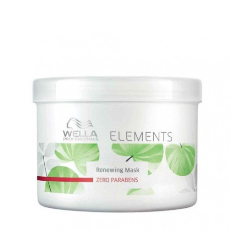 Wella Elements Maschera 500 Ml