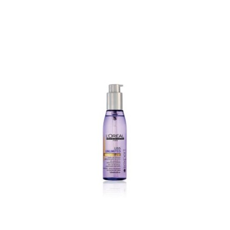 L'Oreal Serie Expert Liss Unlimited Oil Blow Drying 125 Ml
