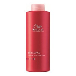 Wella Brilliance Balsamo Capelli Grossi 1 L