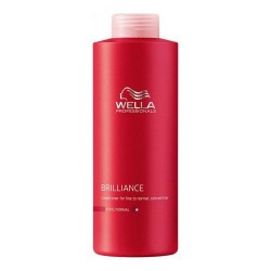 Wella Brilliance Balsamo Capelli Normali/Fini 1L