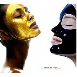 Kit bellezza: Black + Gold Mask
