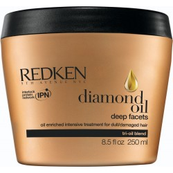 Redken Diamond Oil Maschera Deep Facets 250 Ml