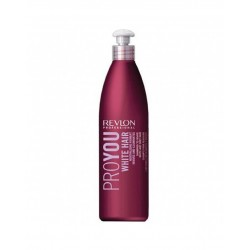 Revlon ProYou White Hair, shampoo antigiallo 350ml