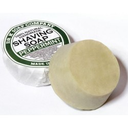 Peppermint Shaving Soap (70 gr),